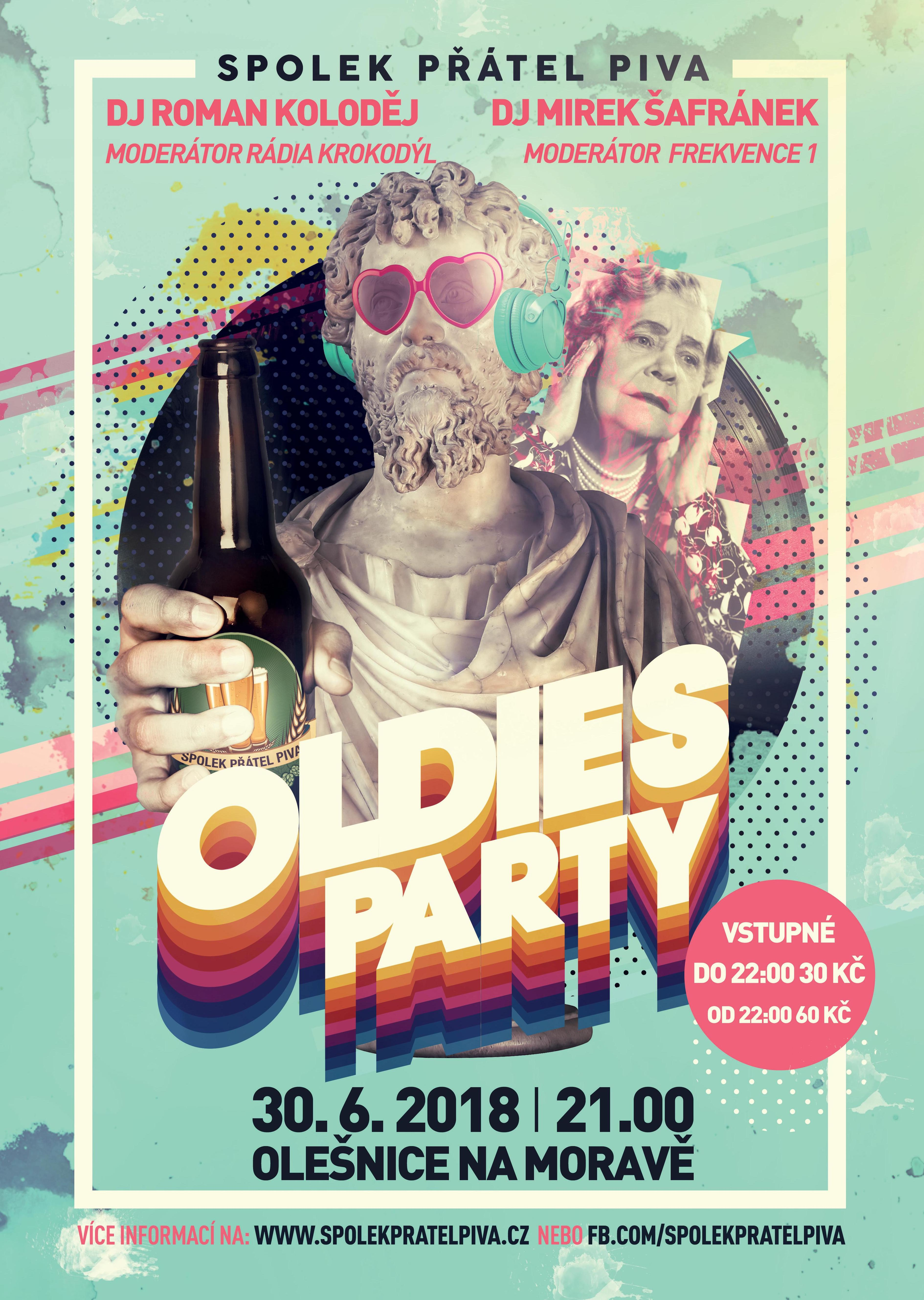 oldies-party-olesnice
