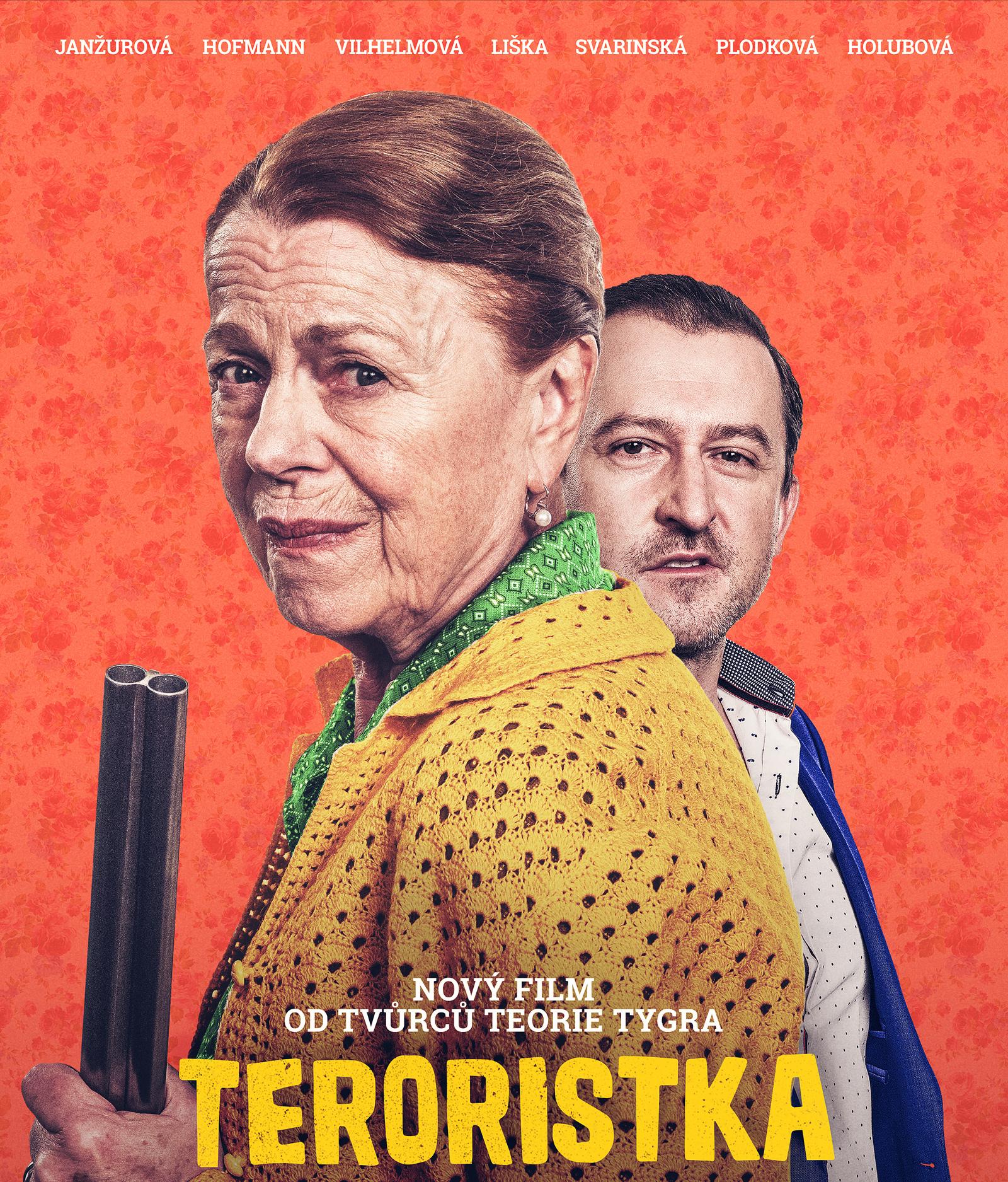 Teroristka-plakat